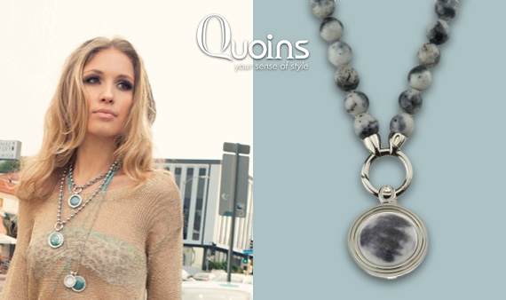 Quoins Necklaces