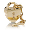 Charm Key to my Heart 14k Gold