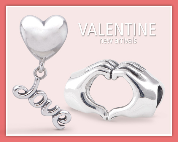 Valentine new arrivals